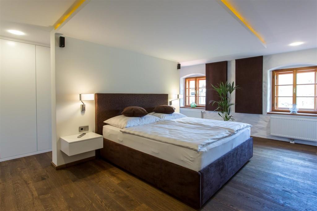 Das Mitterfellner Schlafzimmer von Rosenkranz