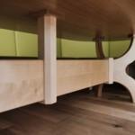 Das Zugger Wohn/Esszimmer von Rosenkranz