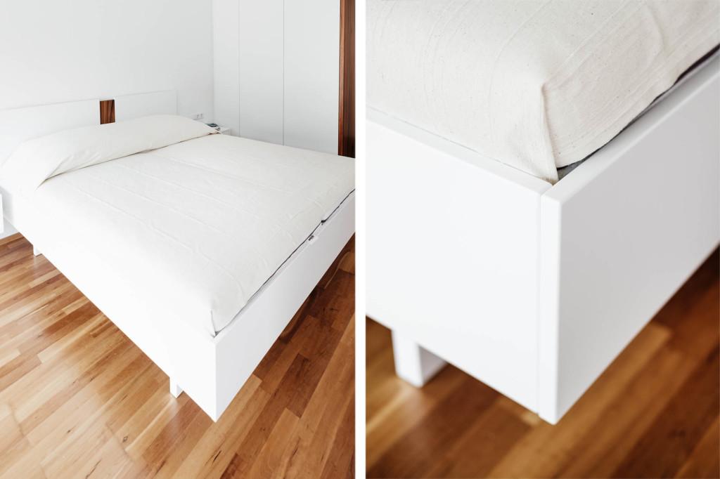 SchlafzimmerW von Rosenkranz