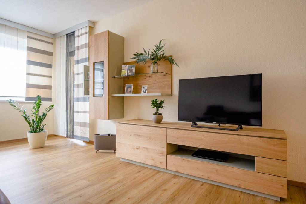 Wohnzimmer B. von Rosenkranz